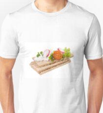 dry crisp bread slices Unisex T-Shirt