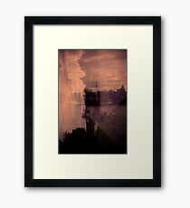 Another Bridge Framed Print