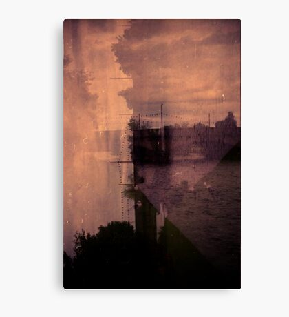 Another Bridge Canvas Print