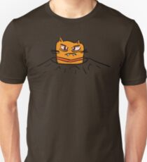 Grumpy Tunnel Cat Unisex T-Shirt