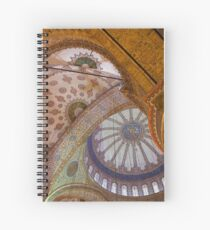 Blue Mosque, Istanbul Spiral Notebook