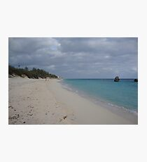 Warwick Bay Bermuda, Photographic Print