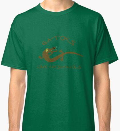 Gators Love Marshmallows Classic T-Shirt