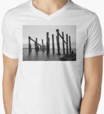 Old posts Mens V-Neck T-Shirt