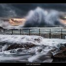 North Curl Curl Explosion by JayDaley