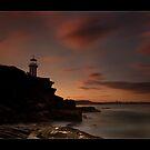 Hornby Lighthouse - Sydney by JayDaley