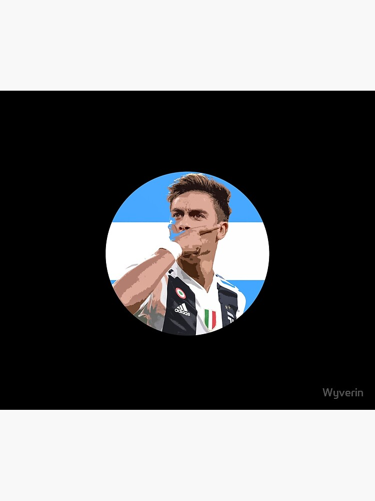 Paulo Dybala - Argentinian Football Player by Wyverin