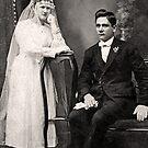 Love in 1918 by Erica Yanina Horsley