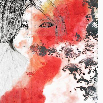 Dreamy Eyes by AriaTees