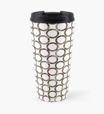 Circles of stone Travel Mug