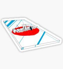 Dexster's slice of life  Sticker
