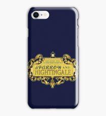Sparrow & Nightingale  iPhone Case/Skin