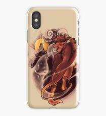 Vallen of the Fallen Star iPhone Case/Skin