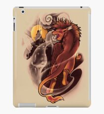 Vallen of the Fallen Star iPad Case/Skin