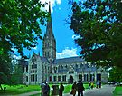 Salisbury Cathedral  by Yukondick