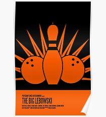 The Big Lebowski Poster Poster