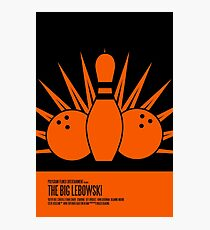 The Big Lebowski Poster Photographic Print