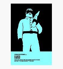 Fargo Poster Photographic Print