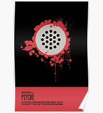 Psycho Poster Poster