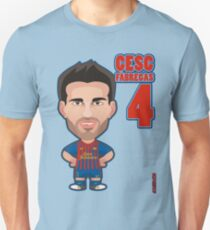 Cesc Fàbregas FCB Unisex T-Shirt