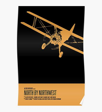 North By Northwest Poster Poster