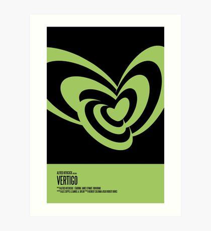 Vertigo Poster Art Print