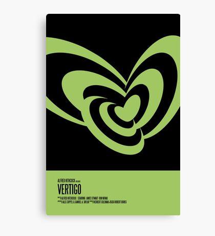 Vertigo Poster Canvas Print