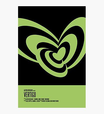 Vertigo Poster Photographic Print