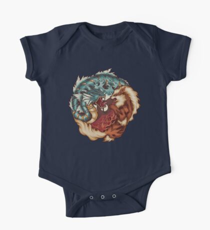 The Tiger and the Dragon Kids Clothes