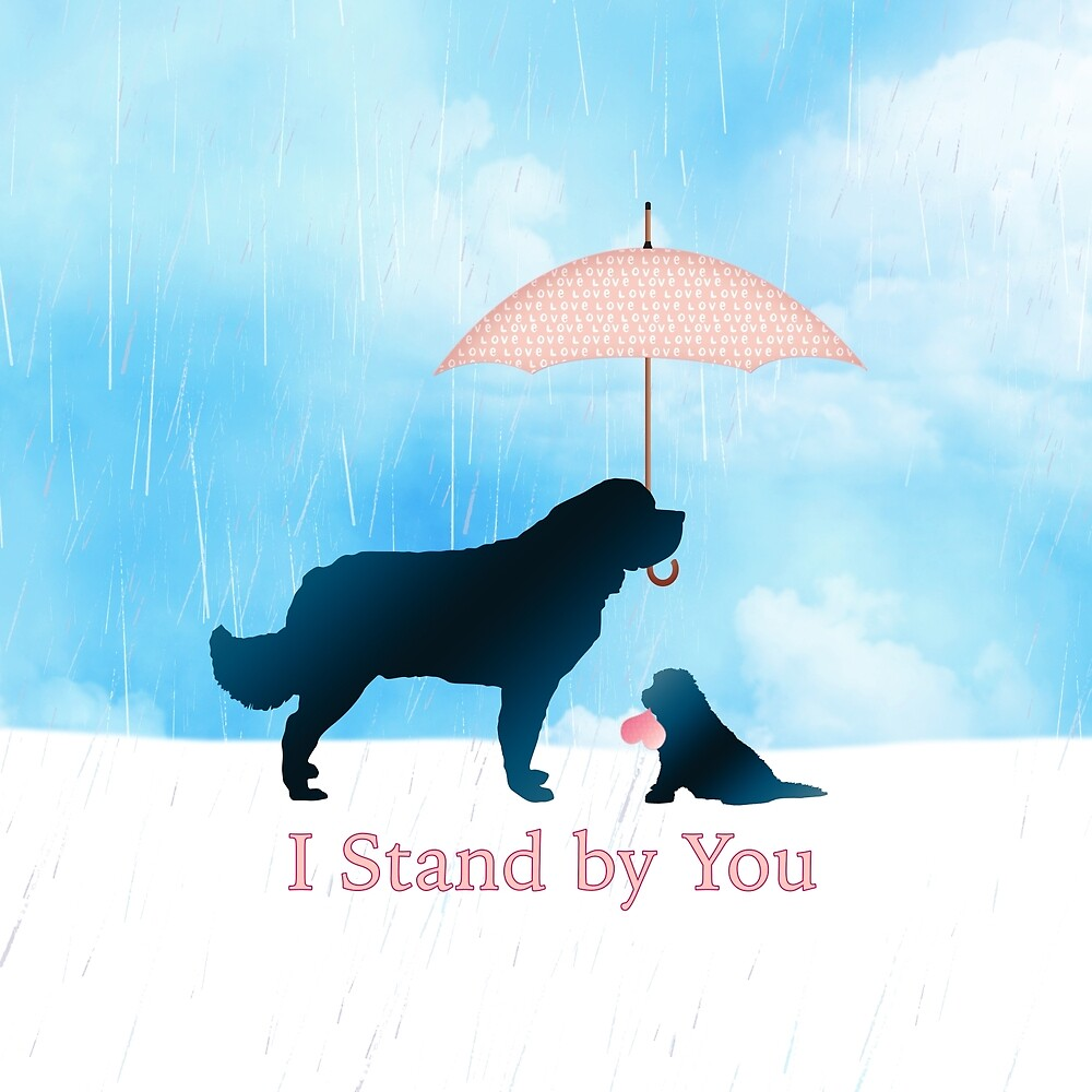 I will stand by you by Christine Mullis