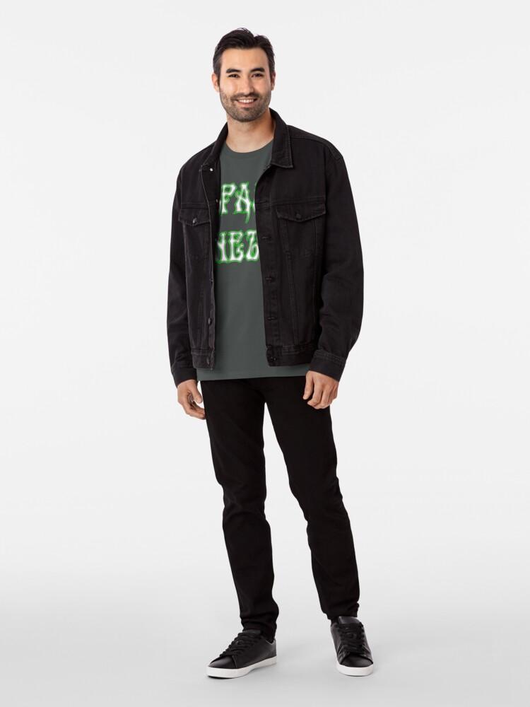 Alternate view of SG Ghost Green Premium T-Shirt