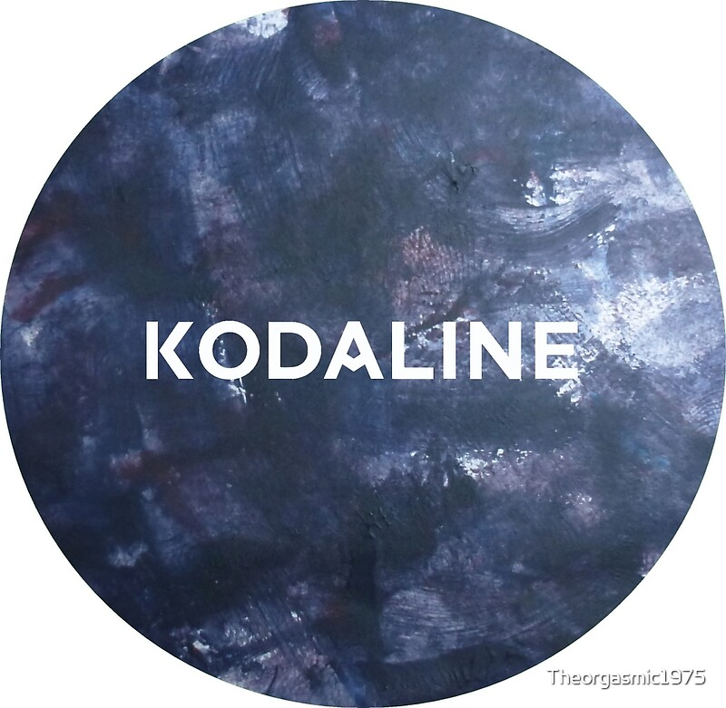 Quot Kodaline Logo Quot Framed Prints By Theorgasmic1975 Redbubble