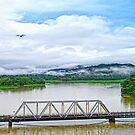 Mist Bridge by TomRaven