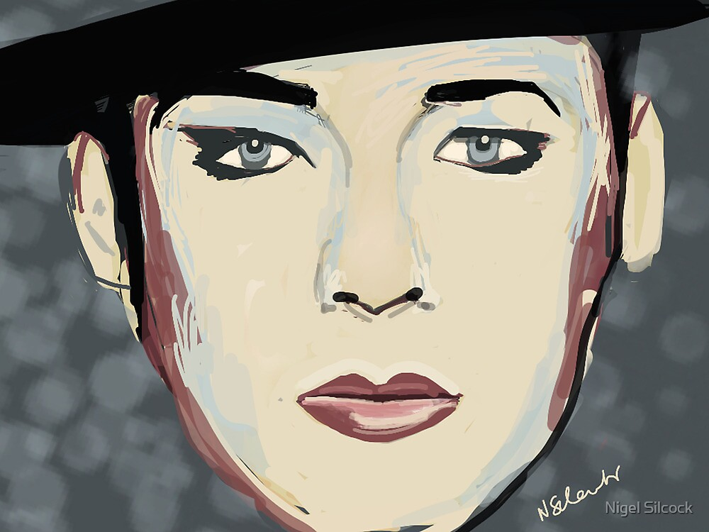 Boy George by Nigel Silcock