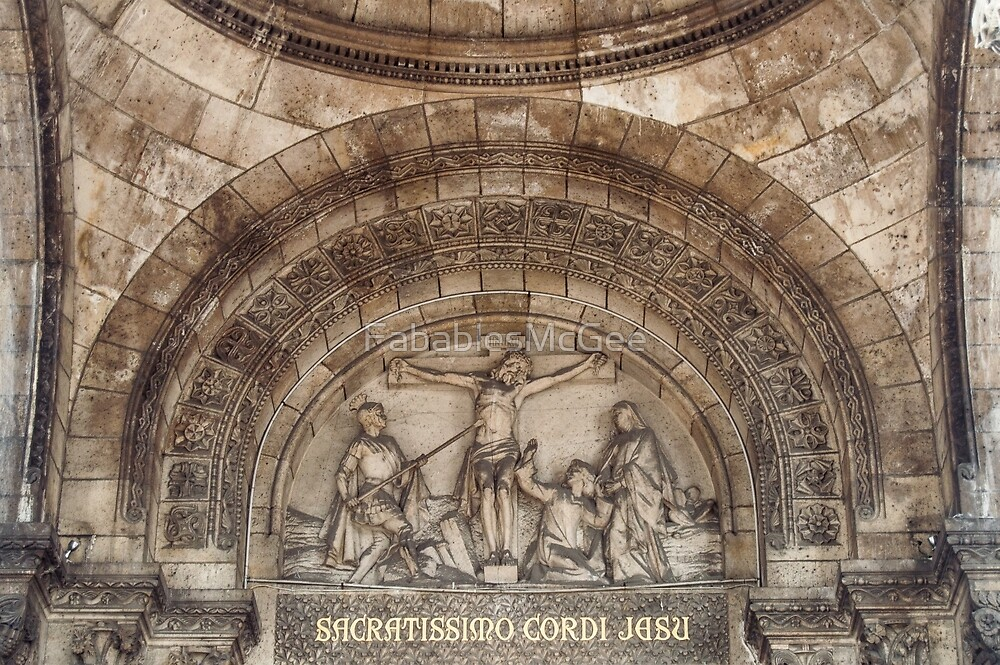 Sacratissimo Cordi Jesu by FabablesMcGee