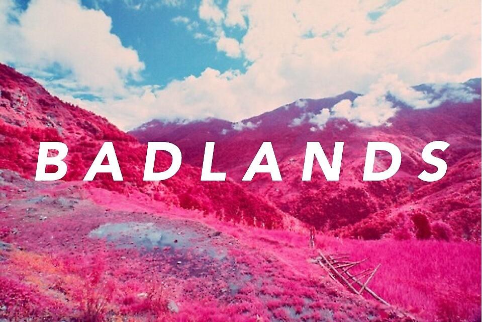 Badlands by actualist