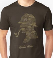 Sherlock Holmes The Canon Slim Fit T-Shirt