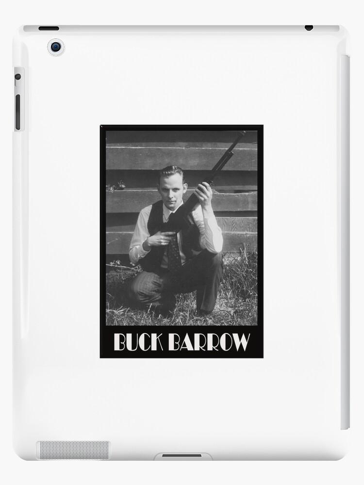 Buck Barrow by Lawrence Baird