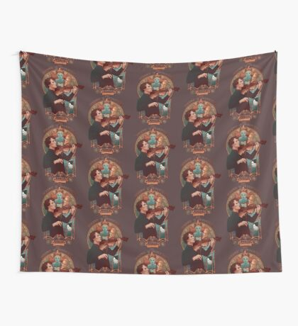 The Science of Deduction Wall Tapestry