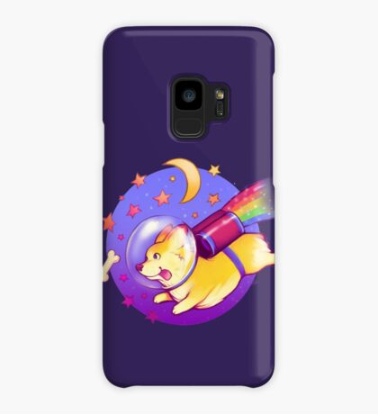 See You Space Corgi Case/Skin for Samsung Galaxy