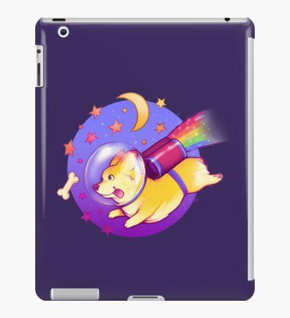 See You Space Corgi iPad Case/Skin