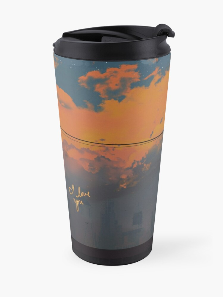 Alternate view of Always Travel Mug