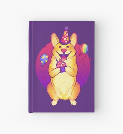 Birthday Corgi! Hardcover Journal