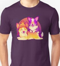 Cunning Corgis Unisex T-Shirt