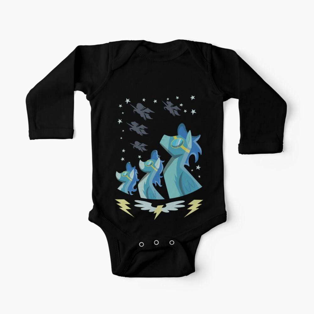 Cartel Wonderbolt Body para bebé