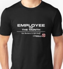 Umbrella Employee Of The Month Unisex T-Shirt
