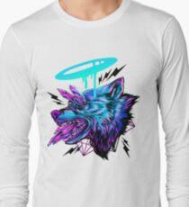 Crystal Wolf  Long Sleeve T-Shirt