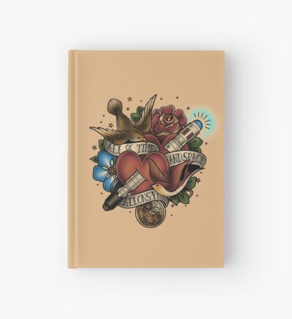 All of Time and Space Hardcover Journal