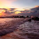 broadway sunset by adouglas