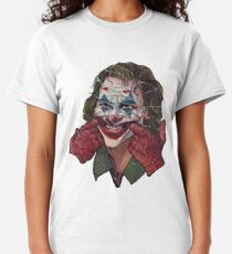 Joker Put on a happy face Classic T-Shirt